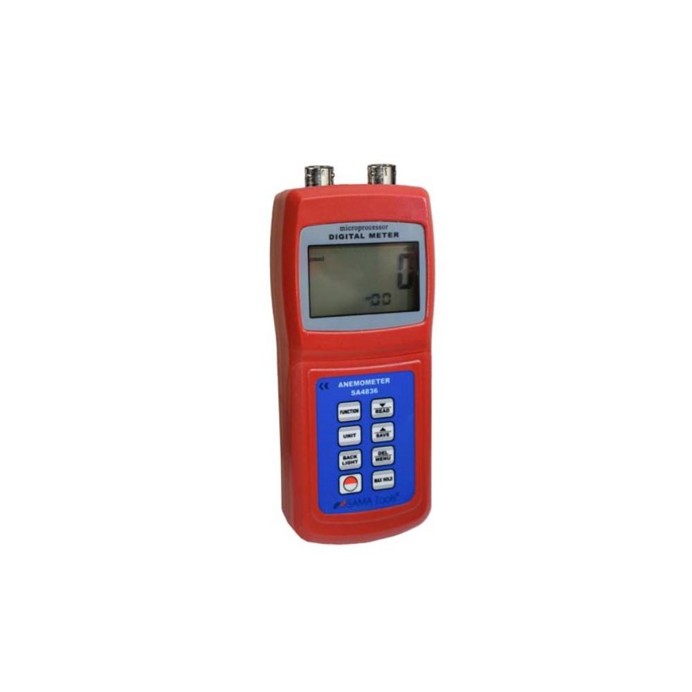 strumenti di misura per flussi d'aria