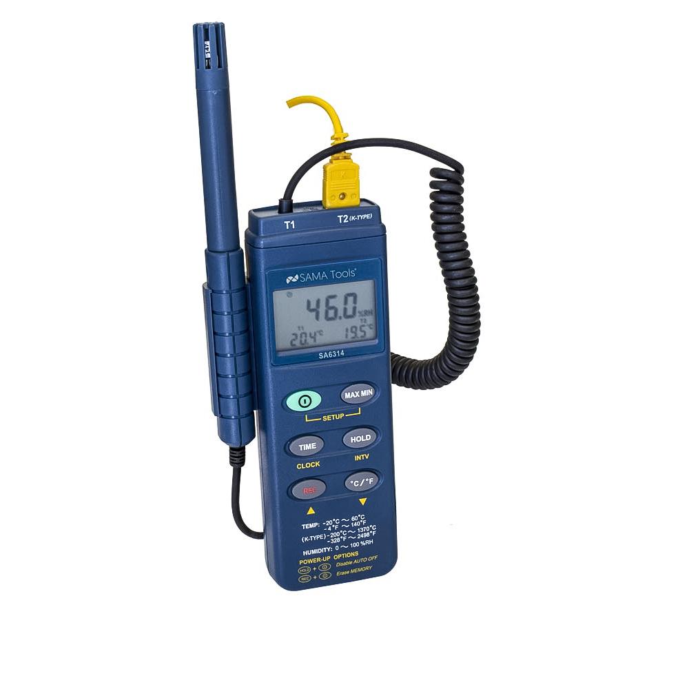 strumenti di misura per settore ambientale