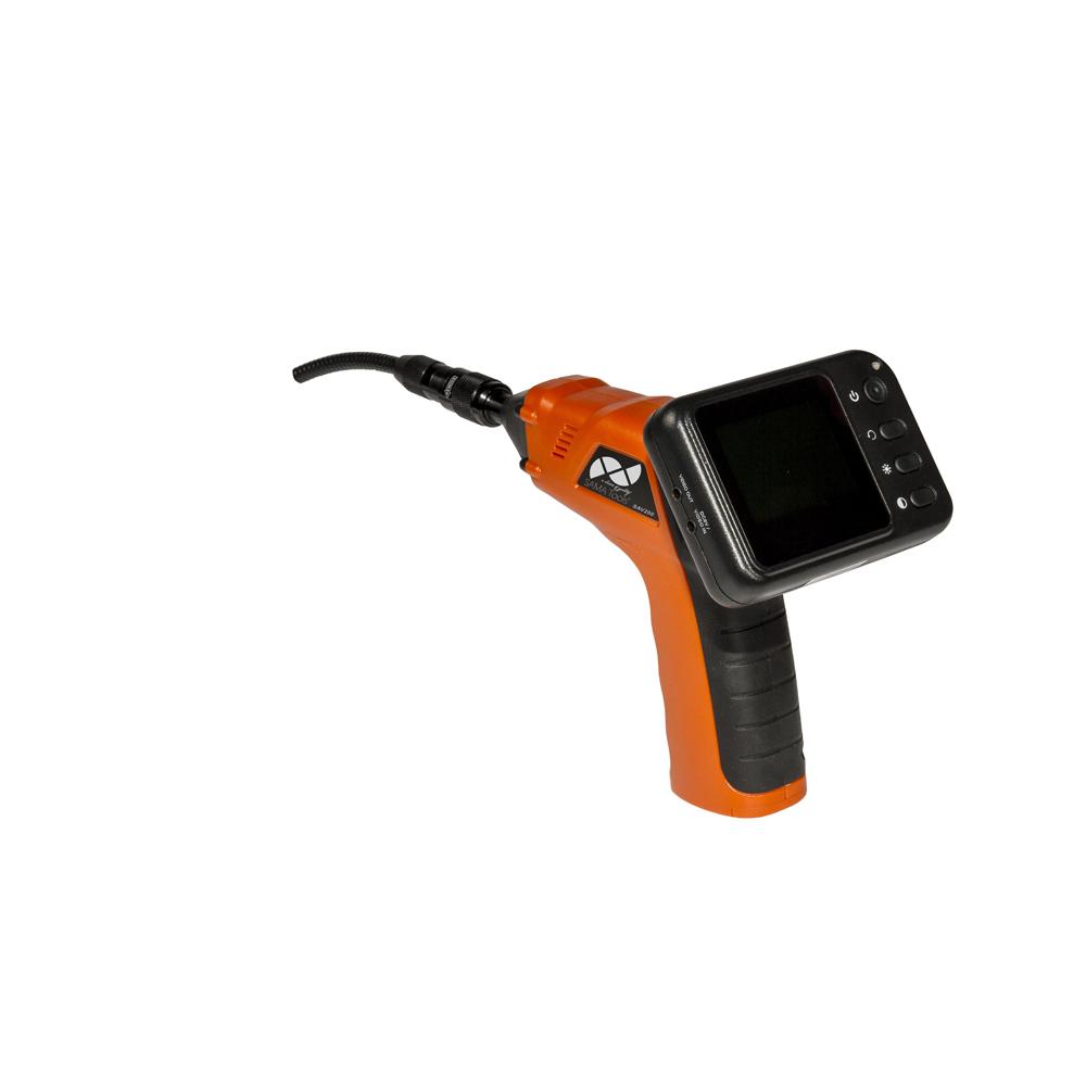 strumenti di videoispezione industriale
