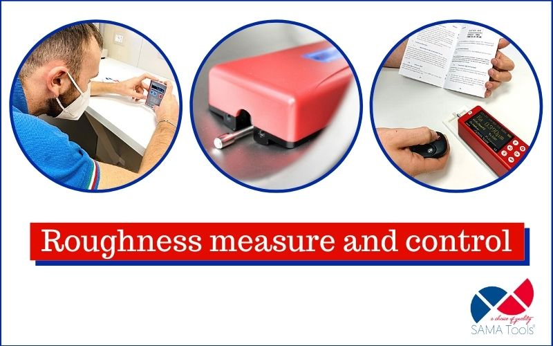 Roughness measure and control