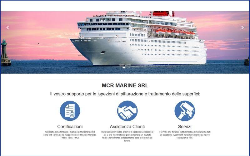 Controllo qualità rivestimenti su navi e yacht