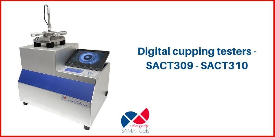 Digital Cupping tester SACT-309 - SACT-310