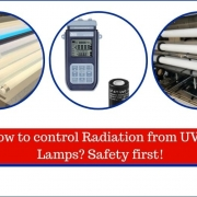 To control UV-C lamps