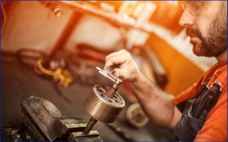 Controllo qualità nelle lavorazioni meccaniche di precisione